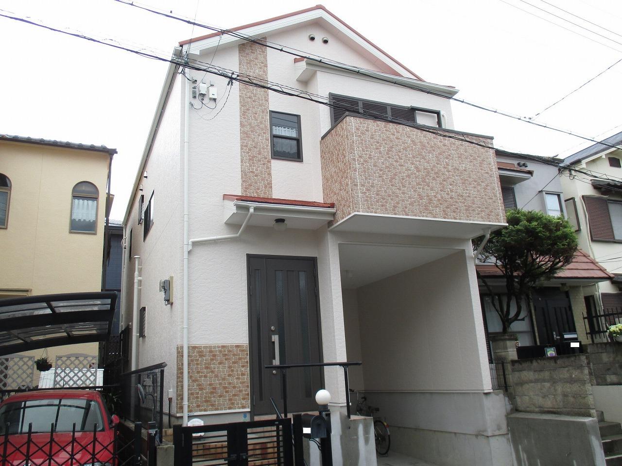 神戸市垂水区清水が丘 | 神戸市 外壁塗装専門店 | 日本一親切な ...